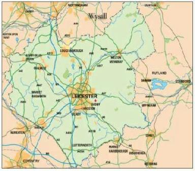 Industrial Epoxy Resin Polyurethane Flooring Leicester England