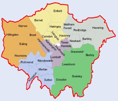 Industrial Flooring in London, England