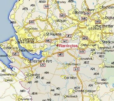 Polyurethane Flooring in Warrington, England