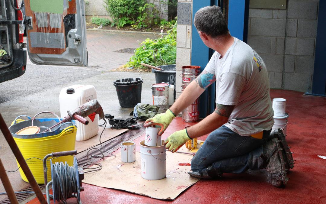Understanding One-Part Epoxy Resin Flooring