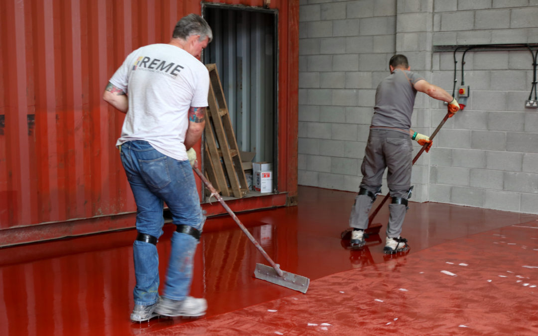The Epoxy Resin Flooring Guide