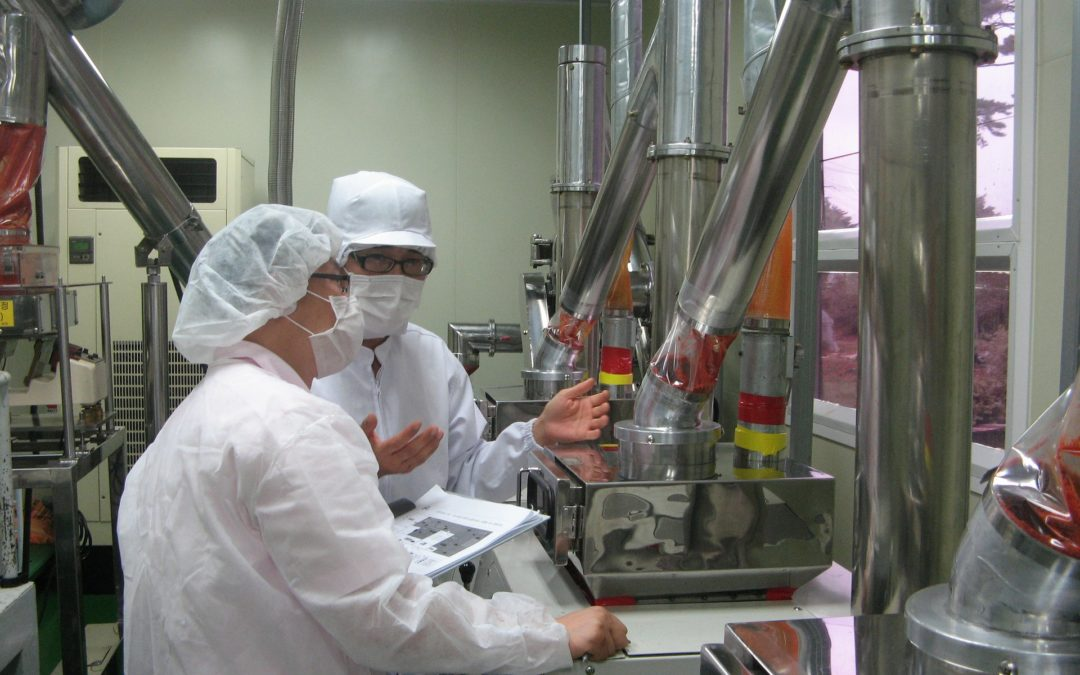 How Should You Choose the Right Kind of Food and Drink Manufacturing Flooring?